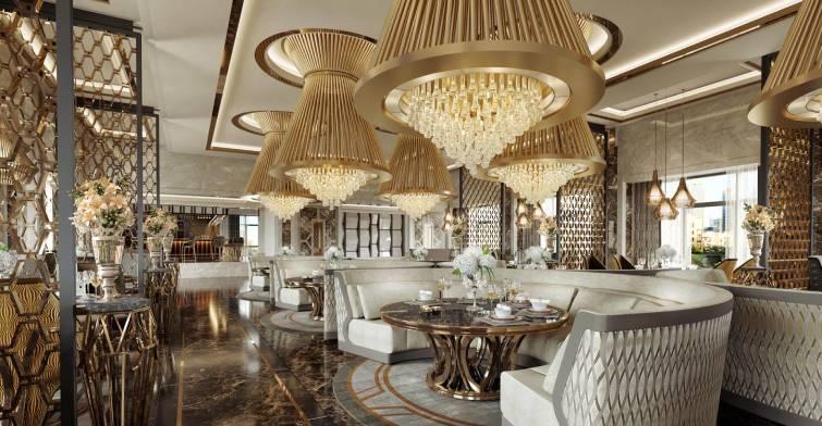 Exceptional interior design services in Abu Dhabi