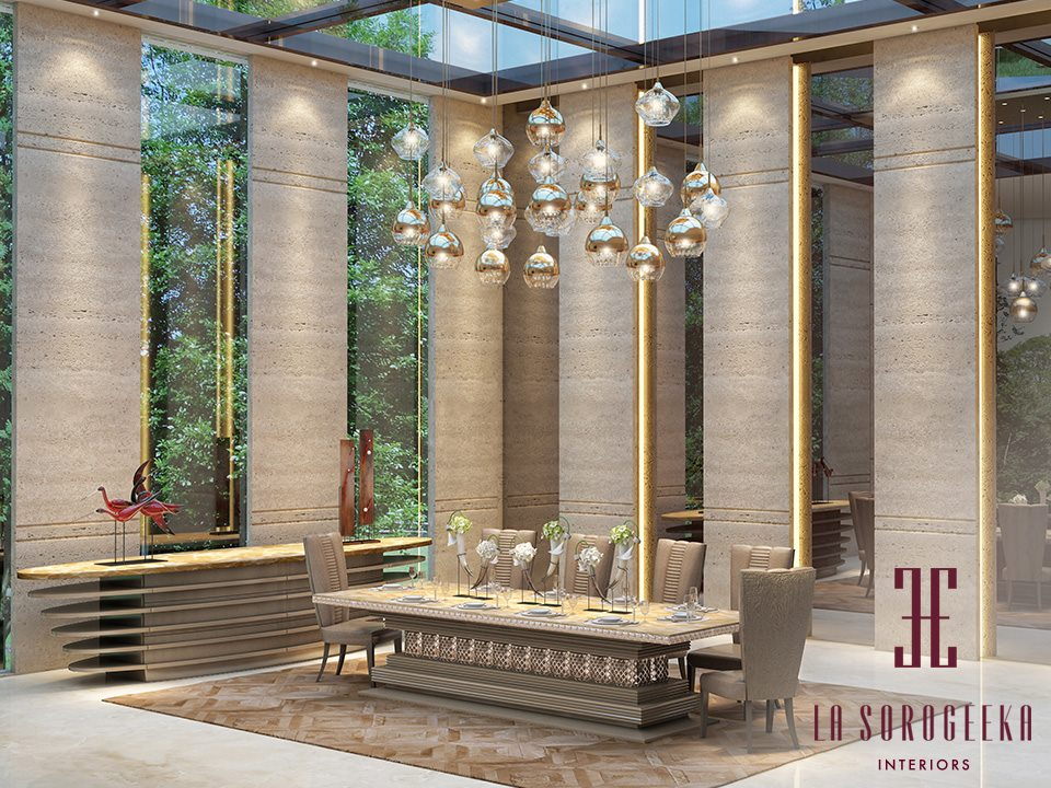 High- class interior design services in Abu Dhabi