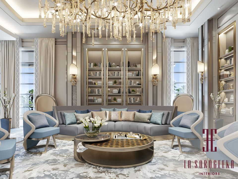 The best luxury interior designer and decorators in Dubai