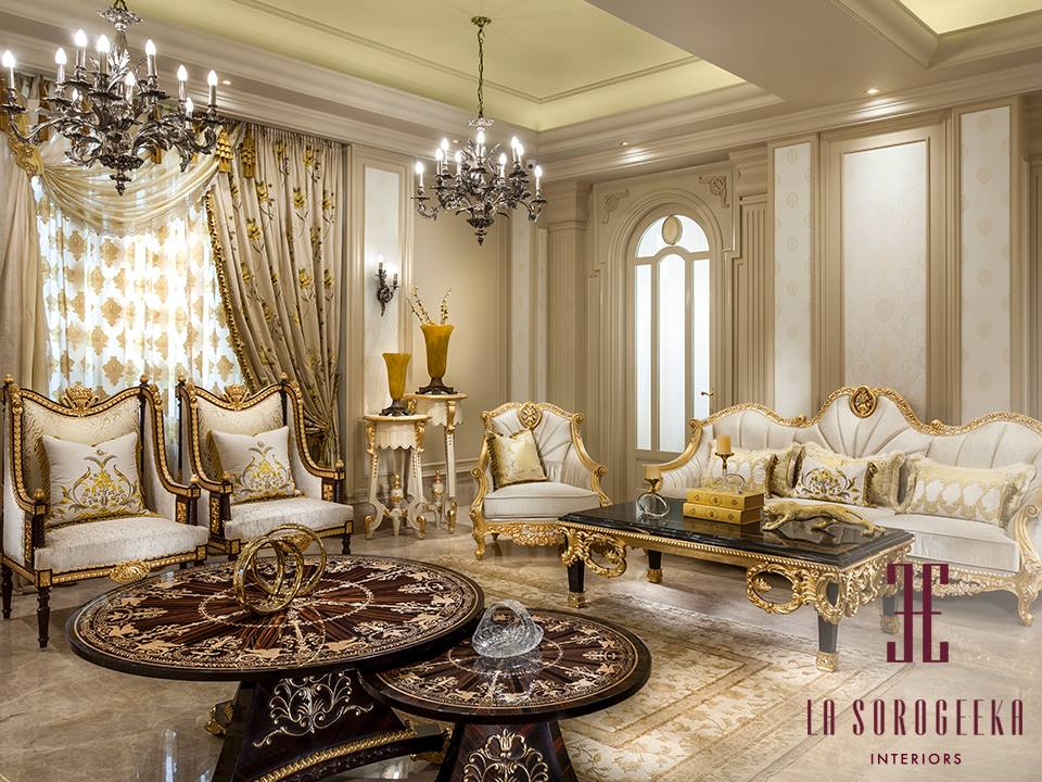 Top luxury interior design and fit-out company in Dubai and Sharjah