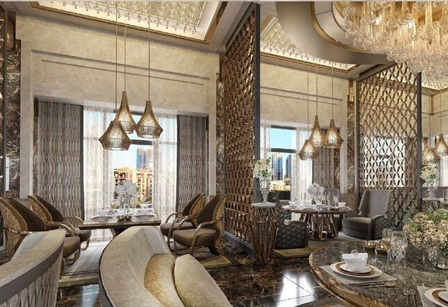 One of The Top Interior Design and Hotel Fit Out Companies You Can Hire in Dubai