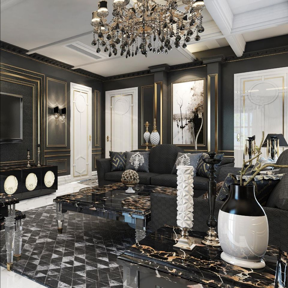 Best luxury interior design and fit-out company in Dubai and Dubai Hills