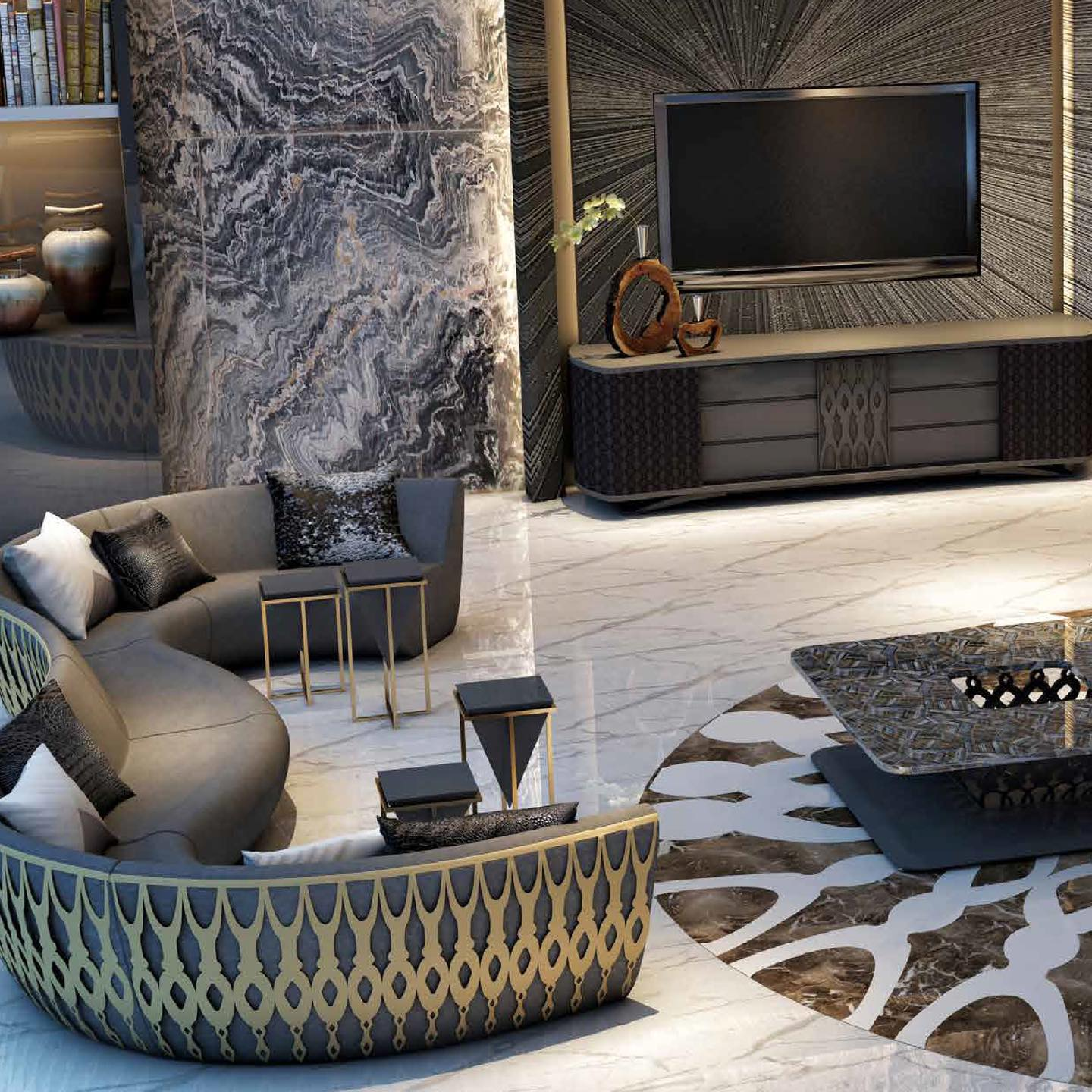 Top interior fit out firm in Delhi