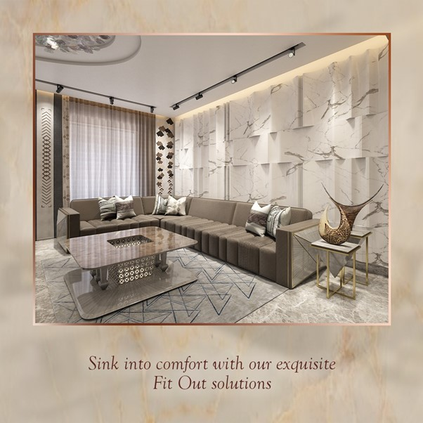Top interior design and fit out company in Abu Dhabi